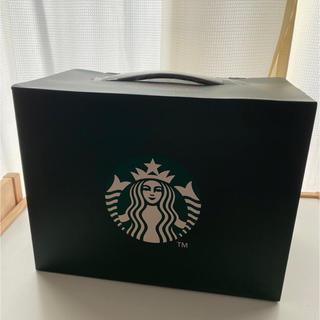 スターバックスコーヒー(Starbucks Coffee)のスターバックス スタバ レディーバッグ キャリーバッグ 韓国 限定(その他)