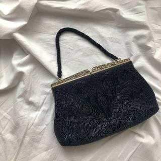 ロキエ(Lochie)のvintage   hand bag _2(ハンドバッグ)