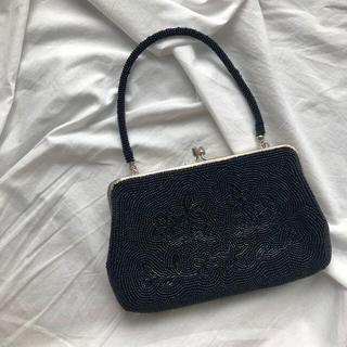 ロキエ(Lochie)のvintage  hand bag _3(ハンドバッグ)