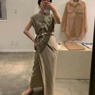 トゥデイフル(TODAYFUL)のlittle suzie トップス+スカート セットアップ(カットソー(半袖/袖なし))