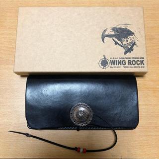 ゴローズ(goro's)のwingrock (長財布)