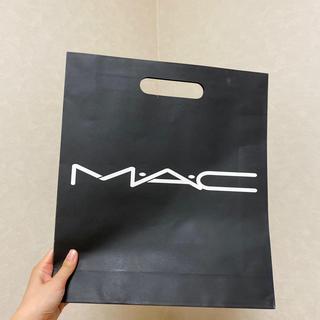 マック(MAC)のmacショッパー紐付き(ショップ袋)