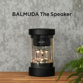 バルミューダ(BALMUDA)の[新品未バルミューダ ザ スピーカー BALMUDA The Speaker  (スピーカー)