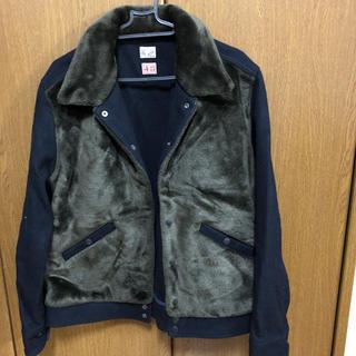 ネクサスセブン(NEXUSVII)のジャケット 毛皮(ダウンジャケット)