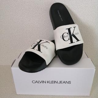 カルバンクライン(Calvin Klein)の新品 カルバンクライン CALVIN KLEIN サンダル(サンダル)