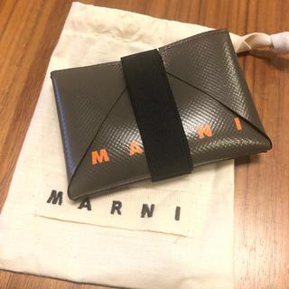 マルニ(Marni)のMARNI カードケース(名刺入れ/定期入れ)