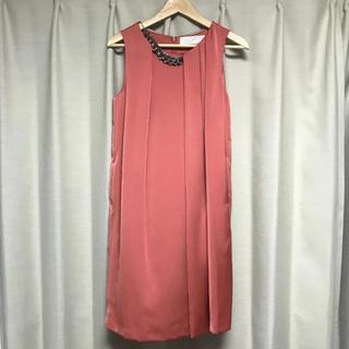 アーバンリサーチロッソ(URBAN RESEARCH ROSSO)の【美品】ドレス アーバンリサーチロッソ(ミディアムドレス)