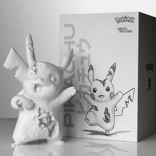 ポケモン(ポケモン)のDaniel Arsham Crystalized Pikachu (アニメ/ゲーム)