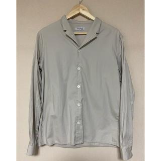 ポールハーデン(Paul Harnden)のbergfabel バーグファベル オープンカラーシャツ(シャツ)