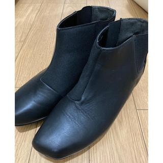 イッセイミヤケ(ISSEY MIYAKE)の年末値下げ ISSEY MIYAKE ショートブーツ(ブーツ)