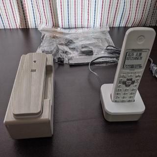パイオニア(Pioneer)の合算済み first and kitさん専用 電話機 TF-FD35W(TY)(その他)