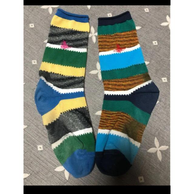 Vivienne Westwood(ヴィヴィアンウエストウッド)の⭐️ヴィヴィアンウエストウッド⭐️靴下/ソックス レディースのレッグウェア(ソックス)の商品写真