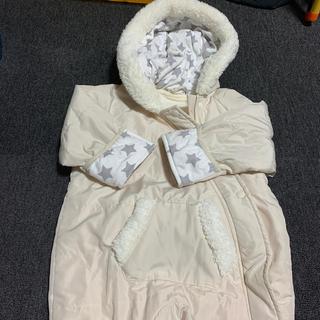 シマムラ(しまむら)のジャンプスーツ 70~80サイズ(カバーオール)