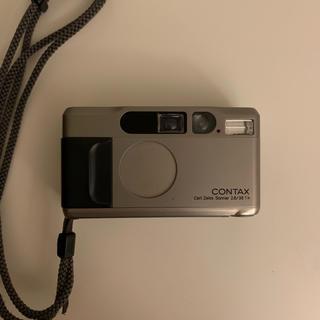 キョウセラ(京セラ)のcontax T2 フィルムカメラ(フィルムカメラ)