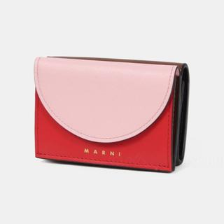 マルニ(Marni)のMARNI 三つ折り財布 ミニ財布(財布)