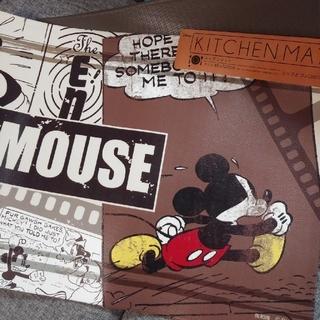 ディズニー(Disney)のディズニー キッチンマット (キッチンマット)
