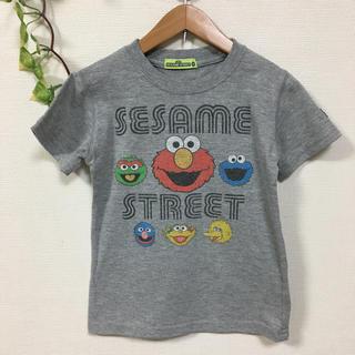 セサミストリート(SESAME STREET)のセサミストリート エルモ クッキーモンスター Tシャツ 110〜120(Tシャツ/カットソー)