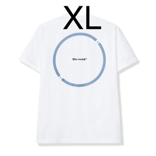 ジーディーシー(GDC)の★新品未使用★ XLサイズ De-void* × VERDY Tシャツ(Tシャツ/カットソー(半袖/袖なし))