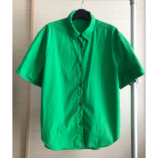 アクネ(ACNE)のACNE アクネ 半袖シャツ 34(シャツ/ブラウス(半袖/袖なし))