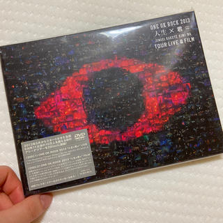 "ONE OK ROCK - ONE OK ROCK 2013""人生×君=""TOUR LIVE&FILM DV"