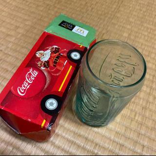 コカコーラ(コカ・コーラ)のマクドナルド ♡ コカコーラ ♡ CocaCola ♡ グラス(ノベルティグッズ)