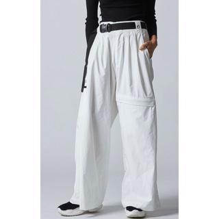 ダブルスタンダードクロージング(DOUBLE STANDARD CLOTHING)のダブスタ❣️希少割引❣️ ESSENTIAL / ワイドパンツ(ワークパンツ/カーゴパンツ)