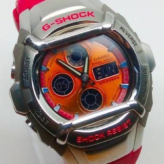ジーショック(G-SHOCK)のG-501-4AJF G-312RL-4AJFカスタム!G-SHOCK(腕時計(デジタル))