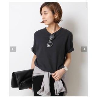 ドゥーズィエムクラス(DEUXIEME CLASSE)の♦︎新品タグ付♦ Li/Co Tシャツ(Tシャツ(半袖/袖なし))
