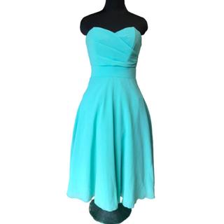 ビーシービージーマックスアズリア(BCBGMAXAZRIA)のTFNC London dress(ミディアムドレス)
