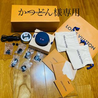 ルイヴィトン(LOUIS VUITTON)のルイ・ヴィトン 阪急メンズ店で購入 超美品 ルイヴィトン イヤホン(ヘッドフォン/イヤフォン)