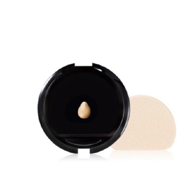 MiMC(エムアイエムシー)のMiMCリキッドファンデーションピンクブライト205refill・パフ(専 コスメ/美容のベースメイク/化粧品(ファンデーション)の商品写真