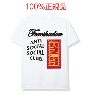 アンチ(ANTI)の売り切れ御免!CPFM x ASSC White Tee(Tシャツ/カットソー(半袖/袖なし))