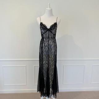 LA PERLA - ラペルラ♡総アイラッシュリバーレースのナイトドレス♡