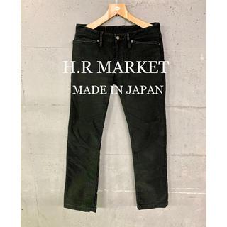 ハリウッドランチマーケット(HOLLYWOOD RANCH MARKET)のH.R MARKET ストレッチパンツ!日本製!(その他)