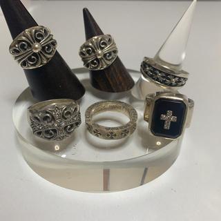 クロムハーツ(Chrome Hearts)のクロムハーツ指輪 エミネム指輪(リング(指輪))