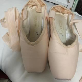 チャコット(CHACOTT)のバレエ トウシューズ(ダンス/バレエ)