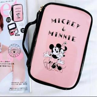 ディズニー(Disney)のミッキー雑誌付録 sweet (ポーチ)