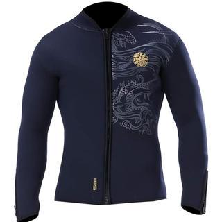 MORGEN SKY ウェットスーツ メンズ 5mm 長袖ジャケット XL(ウエア)