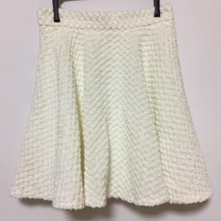 リランドチュール(Rirandture)のリランドチュール スカート サイズ1 S 白(その他)