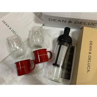 ディーンアンドデルーカ(DEAN & DELUCA)のDEAN&DELUCA ホーローマグ プラカップ  ボトル(グラス/カップ)