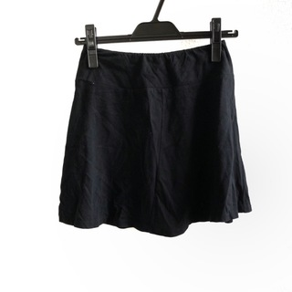 アニエスベー(agnes b.)のアニエスベー ミニスカート サイズ1 S 黒(ミニスカート)