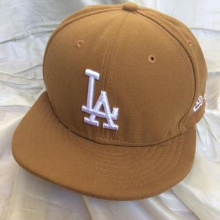 ニューエラー(NEW ERA)のニューエラ ロスアンゼルスドジャース キッズキャップ(帽子)