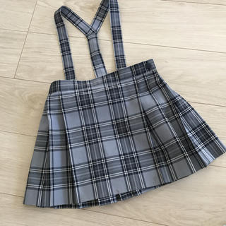 ユキトリイインターナショナル(YUKI TORII INTERNATIONAL)の制服 チェック スカート(スカート)