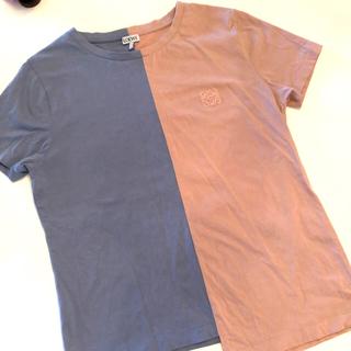 ロエベ(LOEWE)のロエベ アナグラムTシャツ☆Mサイズ(Tシャツ(半袖/袖なし))