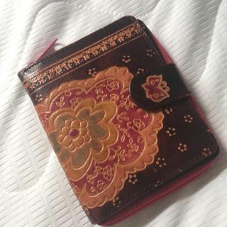 シャンティ(SHANTii)の二つ折り財布(財布)
