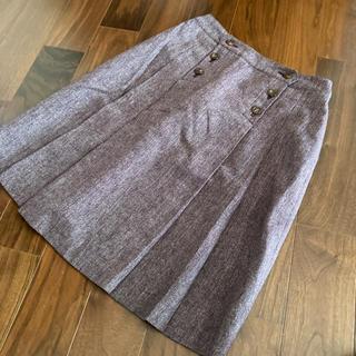 サマンサモスモス(SM2)のSM2 膝丈スカート(ひざ丈スカート)