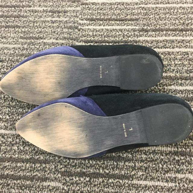 mother(マザー)のmother 刺繍付きパンプス レディースの靴/シューズ(ハイヒール/パンプス)の商品写真