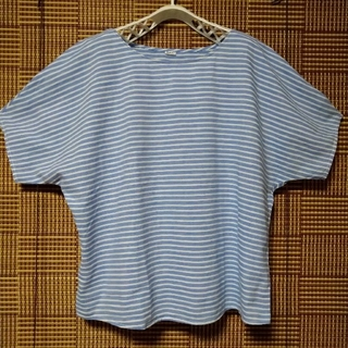 パーリッシィ(PAR ICI)のPAR ICI 綿ブラウス(シャツ/ブラウス(半袖/袖なし))