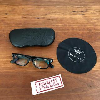 テンダーロイン(TENDERLOIN)のテンダーロイン  白山眼鏡 IN THE WIND(サングラス/メガネ)