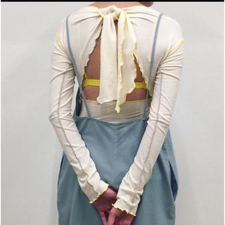 エディットフォールル(EDIT.FOR LULU)のBaserange shiva longsleeve cotton rib(カットソー(長袖/七分))